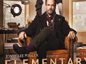 Elementary, nouvelle version moderne Sherlock Holmes.