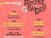 Rencontre avec réalisateur MICHEL GONDRY projection films (gratuits) Gyptis