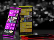 Nokia Lumia dévoilé officiellement