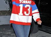 Rihanna quitte Greystone Manor West Hollywood 06.04.2014