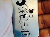 Papi, Walt Disney moi.