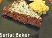Gâteau chocolat farine coco