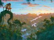 rétro: Tarzan