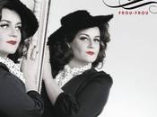"""Lisa Angell album """"Frou Frou"""" sort avril"""