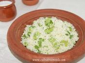 Couscous fève coriandre
