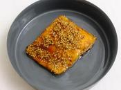 Saumon caramélisé graines sésame