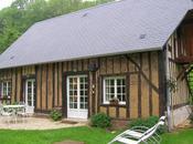 Normandie, charme maisons pays d'Auge
