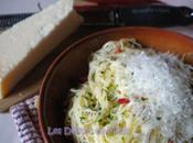 Spaghetti aglio olio (Spaghetti l'ail l'huile)
