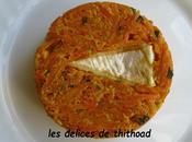 tatin carottes camembert