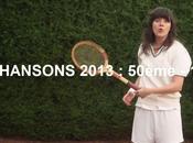 chansons 2013 50ème 11ème