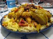 couscous marocain poulet Vendredi