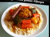idee recette Couscous poulet merguez