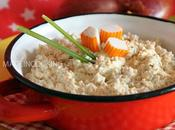 Tartinade surimi