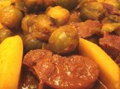 Choux bruxelles sauce