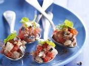 Tartare sardine