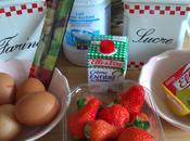 fraises françaises sont arrivées mini bouchées