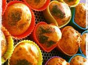 Muffins Lemon Curd Spéculoos