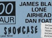 1-800 Dinosaur: James Blake, Airhead, Foat special guest Lone @showcase (5*2 places gagner)