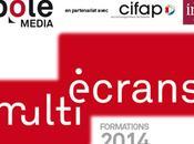 Formations multi écrans offres Pôle Média Grand Paris