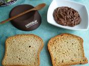 tartinade diététique lait amande chocolat sucralose (sans sucre, sans beurre gluten)