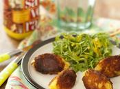 Petites Quenelles croustillantes purée pommes terre Savora