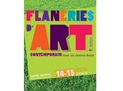 ŒUVRES Flâneries d'art contemporain dans jardins Aixois, présidées comédienne Andréa Ferréol, Samedi dimanche juin 2014