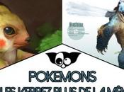 Pokemons Visons illustrateurs