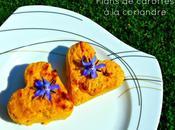 Flans carottes coriandre