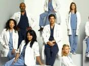 Audiences Grey's anatomy leader, passer mais quand? deuxième!