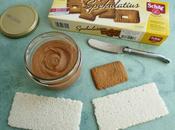 pâte tartiner diététique spéculos avec inuline sucralose (sans gluten)