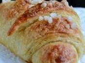 Croissant maison pâte couque