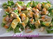 Salade pommes terre haddock