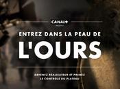 Canal+ propose rentrer dans peau l'ours