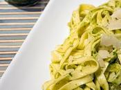Pesto roquette, super pour tagliatelles fraîches