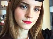 Photo Emma Watson diplômée l'Université Brown