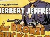 chanteur/acteur Herb Jeffries, premier cowboy noir, définitivement remisé colts!