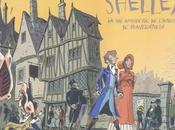 Shelley amoureuse l'auteur Frankenstein Casanave Vandermeulen