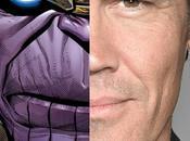 Josh Brolin Thanos pour Gardiens Galaxie