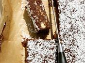 Carrés chocolat-noix coco (vegan)