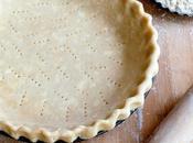 Butter Flaky Crust Pâte Tarte Brisée-Feuilletée Anglo Saxonne
