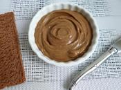 tartinade diététique avec farine d'amande, inuline stévia (sans gluten, sans beurre sucre)