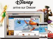 Nouveauté Avec Disney] Découvrez l'application Disney Deezer