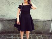 petite robe noire Delphine Manivet Redoute