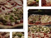 pâte pizza .... trop moelleuse