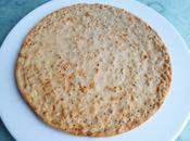 pancake hyperprotéiné pommes sirop d'érable avec complet soufflé psyllium (sans sucre beurre oeufs)