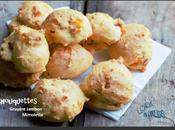 Chouquettes Gruyère Jambon Mimolette