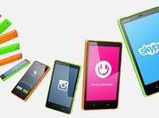Nokia officialisé avec écran 4.3″ Snapdragon