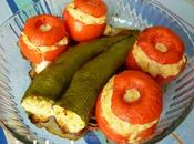 Légumes farcis cabillaud Culinoversions