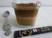 yaourts soja maison café avec psyllium Sukrin (sans sucre)