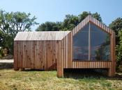 Pavillon ossature bois